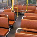 Комплект пассажирских сидений (ПАЗ 32053 25 м.)
