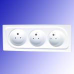 Панель облицовочная задних фонарей (левая) (стеклопластик)