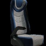 Сиденье раскладное пассажирское высокое СП